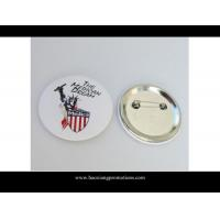Buy cheap Promotional Personalized metal custom cheap tin button badge product