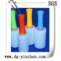 Packaging Film Usage and Transparent Transparency PE handle mini stretch film