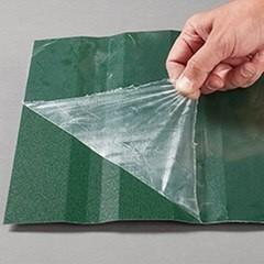China LLDPE Steel Coil CE Sandwich Panel Protective Film Removable on sale