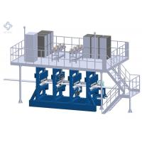 Buy cheap Two Work Position Membrane Panel MAG Welding Machine For Industrial Boiler product