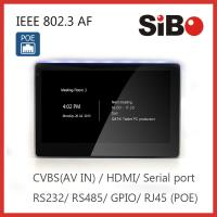 Buy cheap Enhanced PoE Tablet PC with Controllable RGB LED Strip product