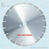 Buy cheap Laser Welded Diamond Saw Blade for Cutting Granite and Marble - DLWB06 (Narrow U-slot) product