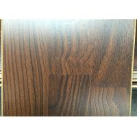 Buy cheap Walnut Engineered Wood Flooring Matte Crystal with Swift Locking Floating Laminate Flooring product