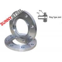 China RTJ Flanges, Ring Type Joint Flange on sale