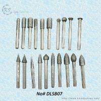 Buy cheap Electroplated Diamond Needle Mounted Points - DLSB07 product