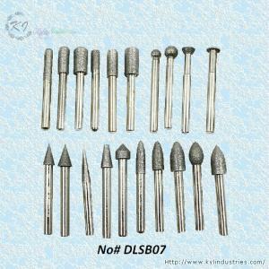 Buy cheap 電気版のダイヤモンドの針の取付けられたポイント- DLSB07 product