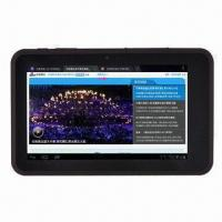Buy cheap 7-inch MID with 1GHz MTK6575 Processor, HD Screen, Supports 3G, BT, GPS, Wi-Fi and HDMI product