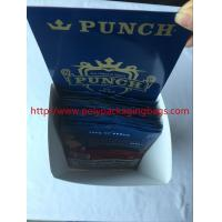 Buy cheap Custom Made Printed Cigar Humidor Bags Cigar Plastic Bags With Slid Zip Lock product