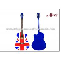 """Buy cheap 39"""" Rosewood Fingerboard and bridge Stringed Musical Instruments Glossy or matt finish product"""