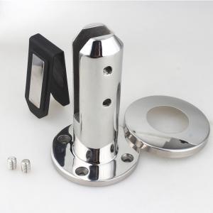 Buy cheap Customize Duplex 2205 Spigot / Round Friction Glass Balustrade Spigots product