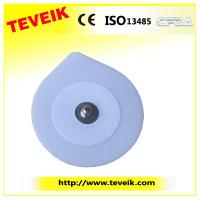 China Adult Multi - Purpose Disposable ECG Electrode Plate For All ECG Monitors , CE ROH listed wholesale