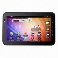 Buy cheap Tablet PC, 7-inch LED Google's Android 4.0 Bluetooth 3G Voice Calling 2,160P HD Video product