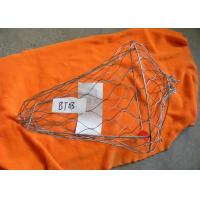 Buy cheap Size Customized Rucksack Security Net / SS316 Backpack Security Mesh Wire product