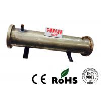 Petrochemical Industry Stainless Steel Condenser Red Copper Tube Material