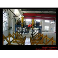 Buy cheap Heavy Duty SAW H Beam Welding Machine LHA Gantry Type 5.5m Rail Span With Moving Trolley product