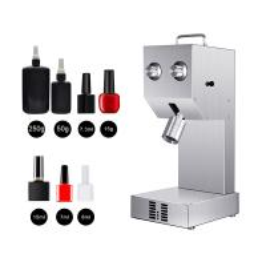 Buy cheap Professional nail factory machines plastic bottles glass bottles gel nail kit set cap twisting machine product