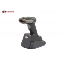 Buy cheap Touch Charging Vertical 433 MHz Laser Wireless Barcode Scanner product