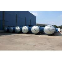 Buy cheap Stainless Steel Aerated Cement Autoclave Block Plant Aluminum Powder Brick product