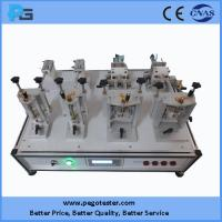 Buy cheap IEC60884-1 Breaking Endurance Test System for Plug and socket-outlet of Household Appliance product
