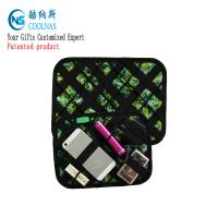 Buy cheap Eletronic GRID Gadget Organizer , Travel Cable Gadget Organiser Bag product