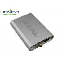 China Portable A / V Capture YPbPr To USB Video Audio Capture Device FCC Certificate on sale