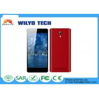 Buy cheap Quad Core OEM 4.5 Inch Mobile Phones Thin Touch Screen Phones product