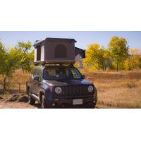 Buy cheap Windproof OverRoam Automatic Roof Top Tent With Aluminum Telescopic Ladder product