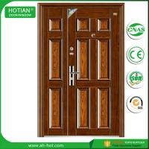 Buy cheap steel single entry security doors steel door price philippines product
