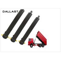 Buy cheap Stainless Steel Telescopic Hydraulic Cylinder FC Agricultural Farm Truck Chrome product