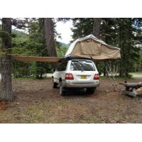 Buy cheap Movable 4x4 Roof Rack Awning Integrated Structure UV Resistance And Waterproof from wholesalers