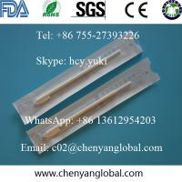 Buy cheap Ethylene Oxide Sterilize Cervical Specimen Collection Flocked Nylon Swabs Manufacturer product
