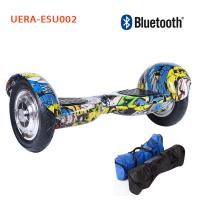 Buy cheap Graffiti Color 10 Inch Wheel Segway Big Wheel Hoverboard Self Balance Scooter product