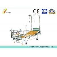 Buy cheap 3 Function Double-Arm Metal Hospital Orthopedic Adjustable Beds Orthopedic Equipment (ALS-TB07) product