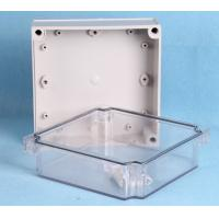 Buy cheap Clear Cover ABS Electrical Box/adaptable box product