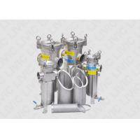 Buy cheap Automatic Self Cleaning Strainer , SF Filter High Pressure Water Filter Housing product