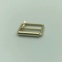 Buy cheap Chrome 20mm Dog Leash Buckles Side Release Metal Bag Buckle product