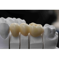 Buy cheap Pre Colored 98*16mm 3D Multilayer Zirconia Block from wholesalers