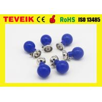 China Multi Purpose Skin Nickel Plated ECG Suction Cup Electrode For Pediatric wholesale