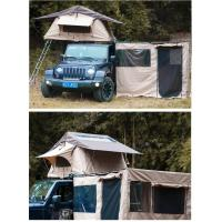 Buy cheap 3-4 Person Off Road Vehicle Awnings UV50+ Protection 1 Year Warranty product