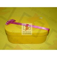 Buy cheap Gift Food Grade Cardboard Boxes / Plain White Gift Boxes Biodegradation product