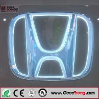 Buy cheap Export High Quality Outdoor Huge Size Dealership LED Car Emblem Logo Names; product