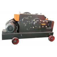 Buy cheap Small Reinforced Automatic Rebar Cutting Machine 28t/Min Cutting Speed product