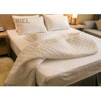 durable anti bed bugs hotel mattress protector king size. Black Bedroom Furniture Sets. Home Design Ideas