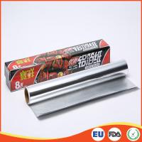 Buy cheap Household Aluminium Foil Roll Paper Food Grade For Cooking / Baking SGS Standard product