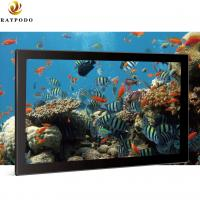 Buy cheap Advertising Displayer Full HD Touchscreen Monitor Raypodo 18.5'' 1366 * 768 For Super Market product