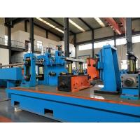Buy cheap Welded Pipe Making Machinery ERW140 product