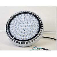 Buy cheap Die Casting 100W Cree LED Canopy Light 140 lm / w 90-277VAC Input Voltage product