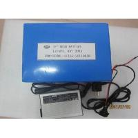 Buy cheap Safe Green Energy Lifepo4 Motorcycle Battery For Electric  Vehicles 48v 20ah product