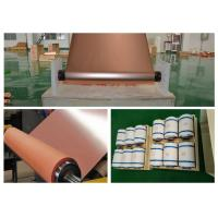 Buy cheap 50um Thickness Copper Foil Shielding , Excellent Adhesive Electrolytic Copper Foil product