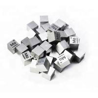 Buy cheap High Purity Molybdenum Products For Ornament / Balance Weight / Military Industry product